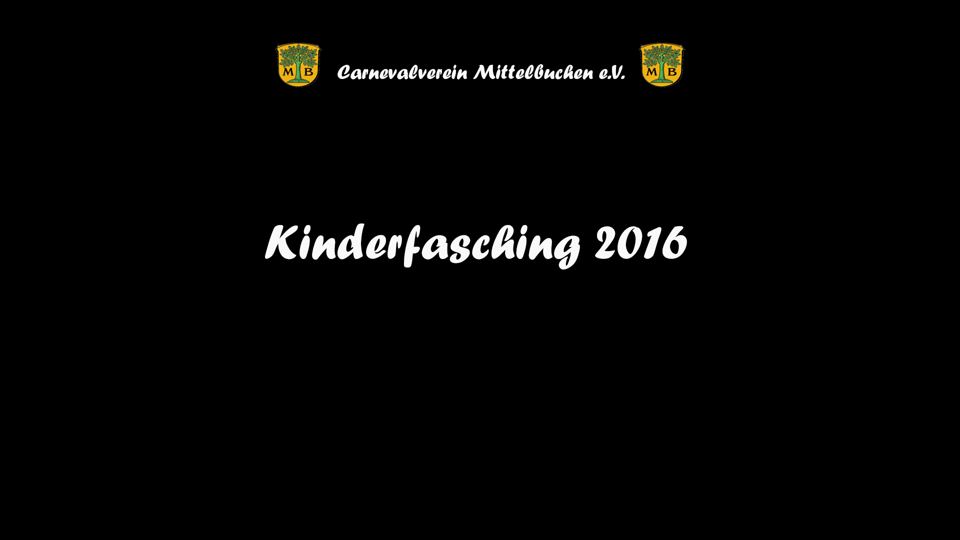 Kinderfasching 201