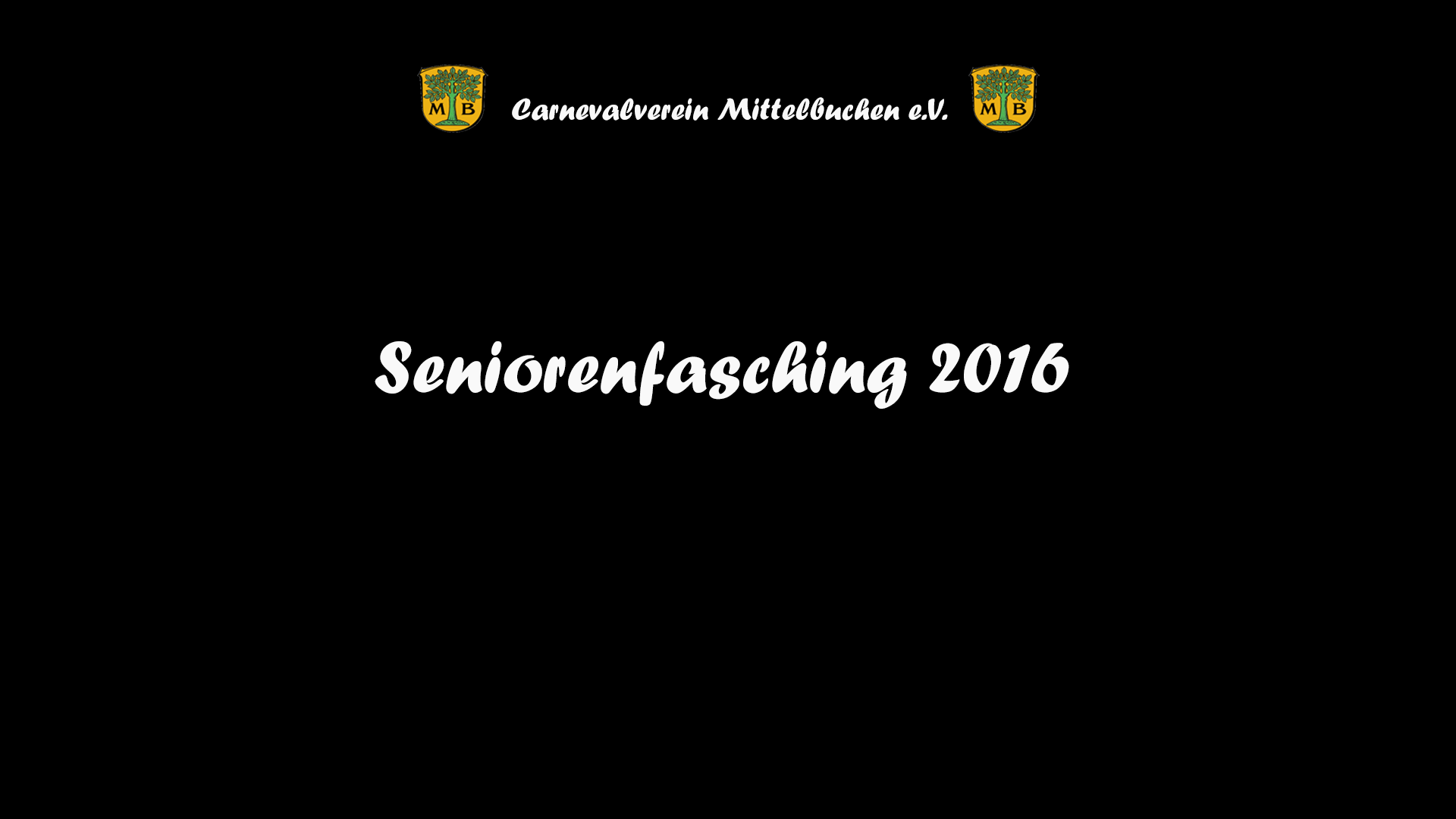 Seniorenfasching 201