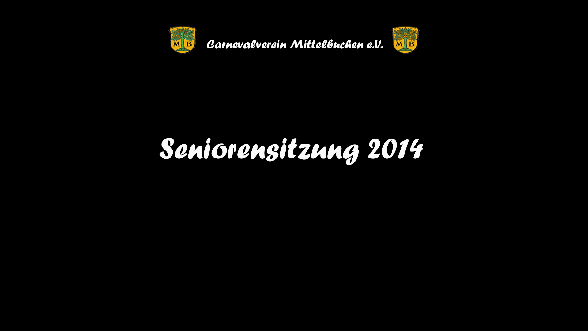 Seniorensitzung 201
